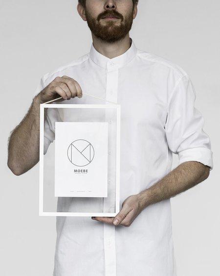 Moebe A4 Frames - White