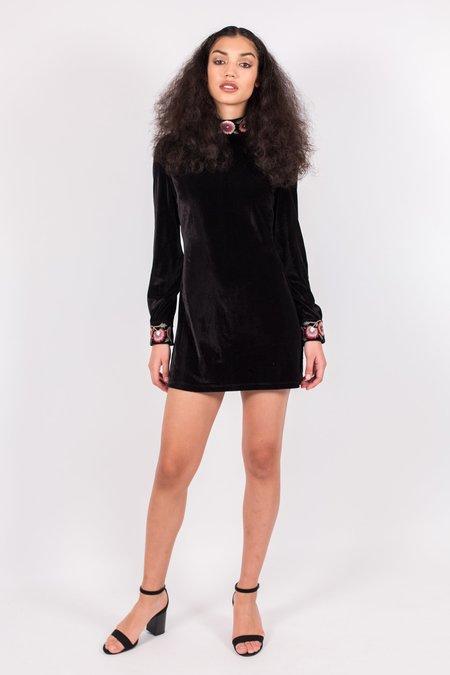 Tula Rosa Adams Dress - BLACK
