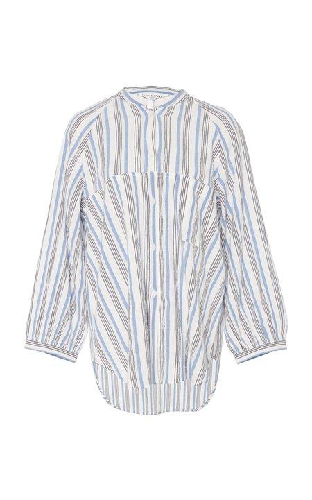 Apiece Apart Ioona Shirt - Seaside Stripe