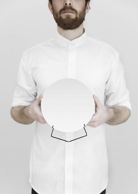 Moebe Standing Mirror - Black