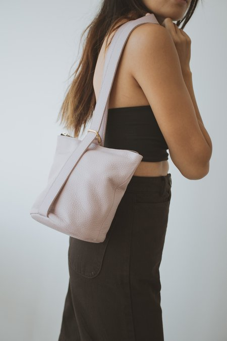 Mixed Business x Larsen & Lund Mini Fisherman Bag - Lilac