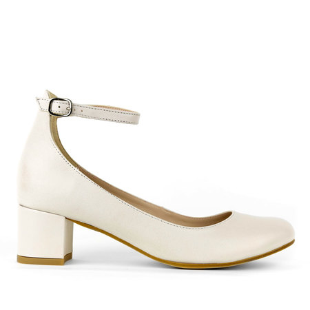 re-souL Milly pump - Cream