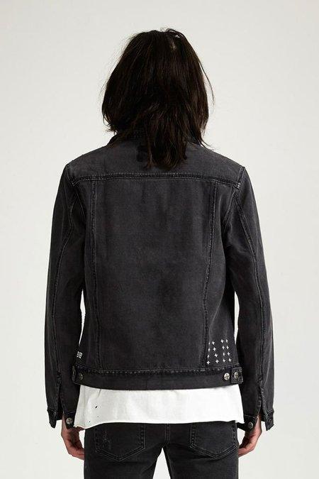 Ksubi Classic Jacket - Sketchy Black