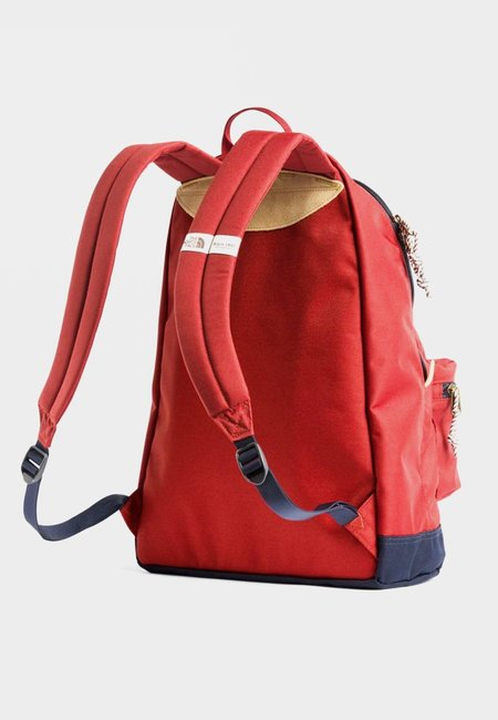 The North Face Berkeley Backpack - Caldera Red/Urban Navy