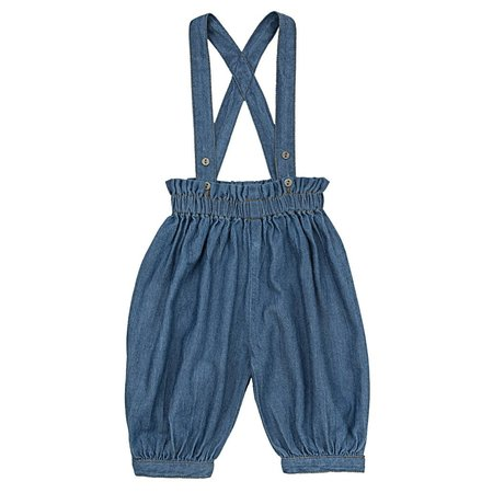 Kids Ketiketa Simone Baby Trouser - Denim