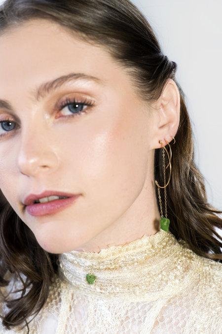 Eyde the minori earring - 14k Gold