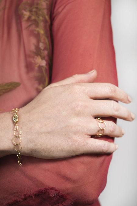 Eyde the aria bracelet - 14k Gold