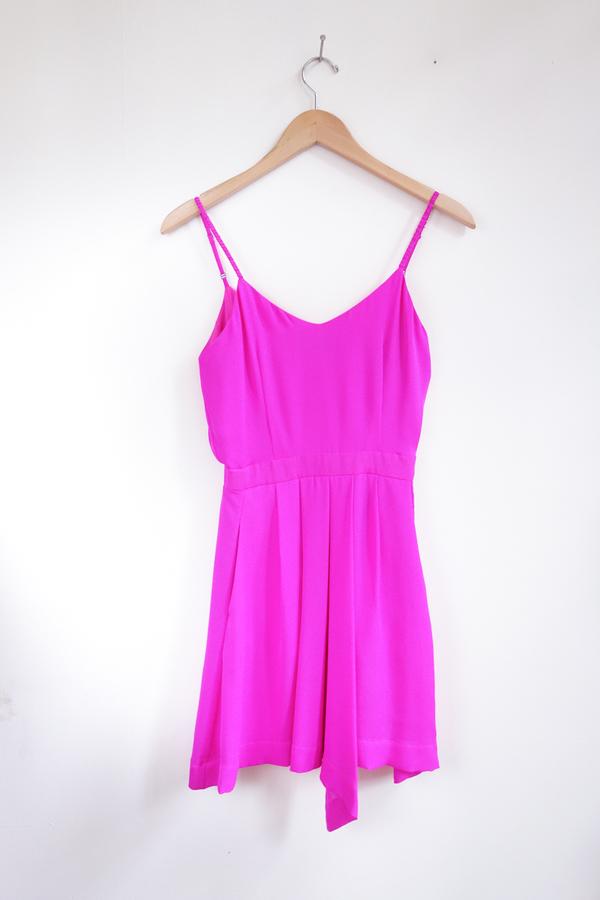 Dolce Vita Jess Silk Dress