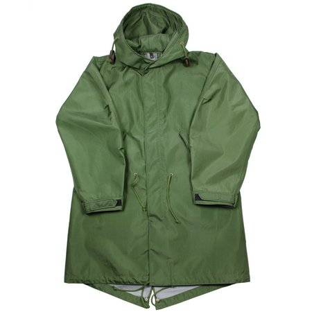 Stan Ray M51 Fishtail Parka - Olive Deadstock Gore-Tex
