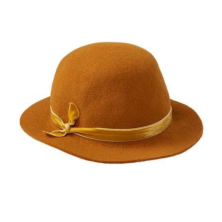 Kids Misha & Puff Misha Felted Hat - Candlewick