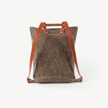 Bradley Mountain The Scout Bag - Field Tan