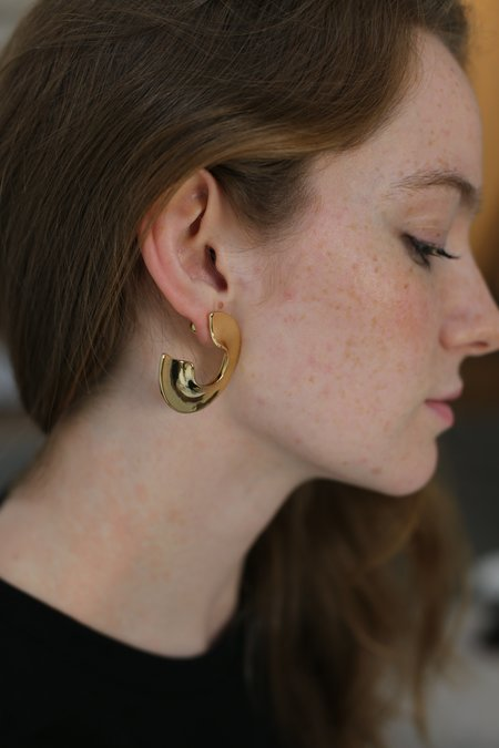 Rachel Comey Rail Earrings - Gold
