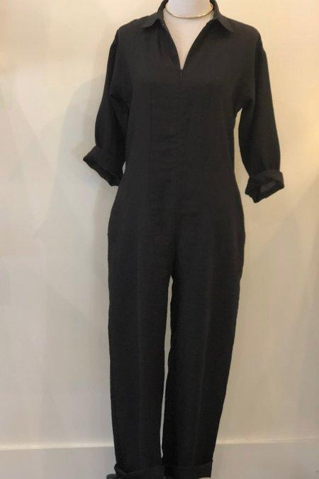 Beatrice Valenzuela Picasso Jumpsuit - Black