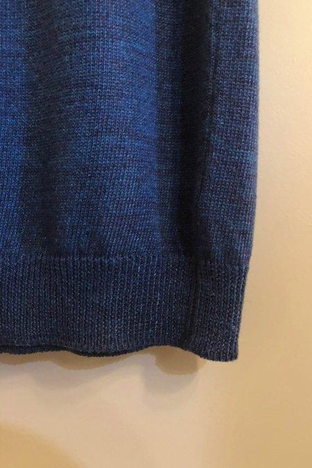 Samuji Rica Knit Skirt - Blue