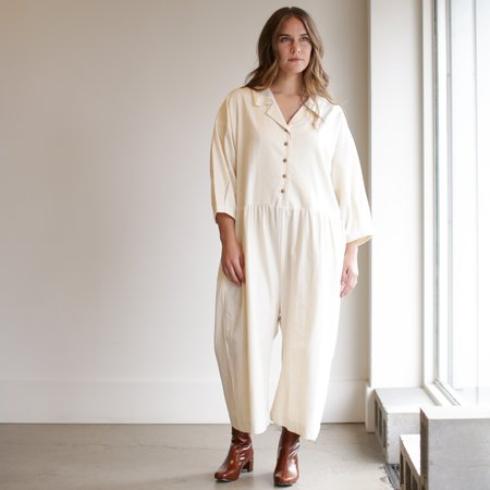 4f3519e581ab Ilana Kohn Harrison Jumpsuit - Natural Ilana Kohn Harrison Jumpsuit -  Natural