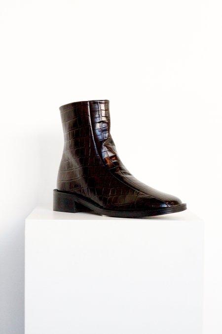 L'Intervalle Samson Leather Boot