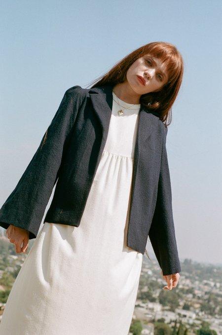 Town Clothes Regina Jacket - Navy