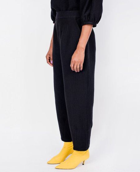 Eve Gravel Forgotten Room Pants - Black