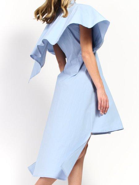 Elohim Juniper Cape Shirt Dress