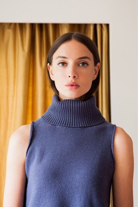 MILA ZOVKO AMANDA Sweater - Slate
