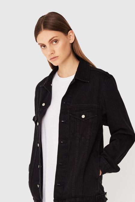 Assembly Ledger Jacket - Worn Black