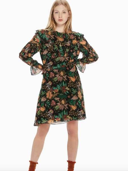 Maison Scotch  Dress - Jungle Print