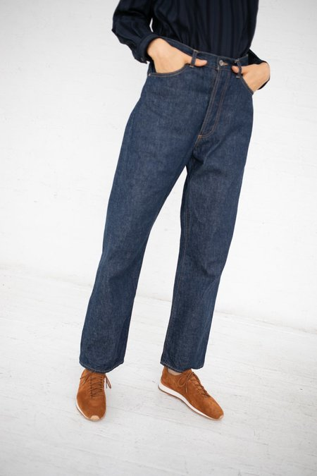 Chimala Monroe Selvedge Denim - Rinse