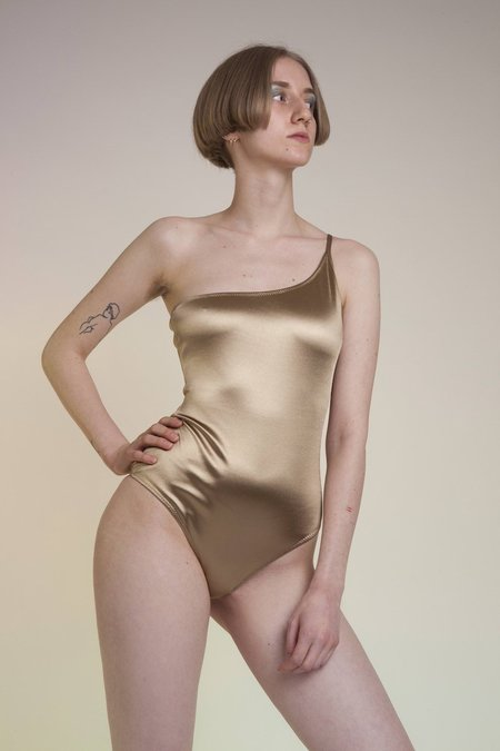 Fantabody Pina Bodysuit - Gold