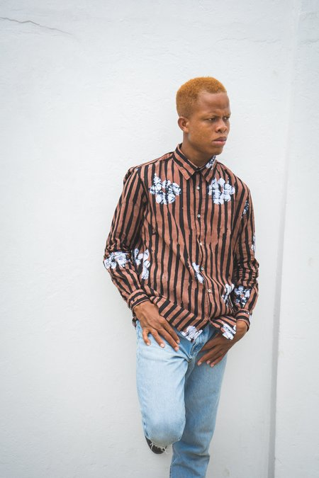 Osei-Duro Button up Shirt - Ruga