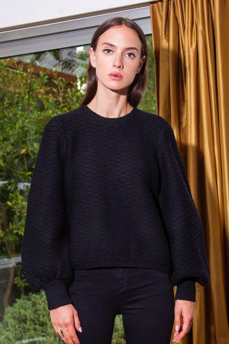 MILA ZOVKO CARY Sweater - Black