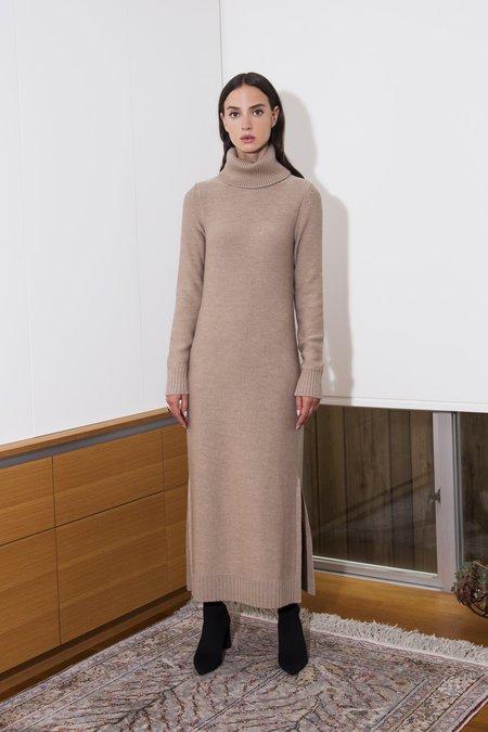 MILA ZOVKO KAI Dress - Oatmeal