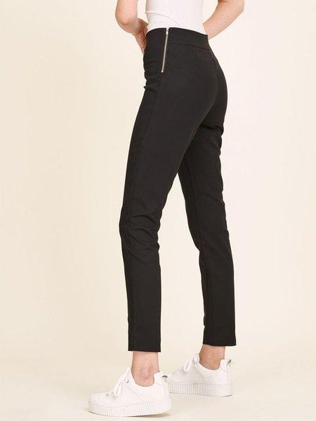 Samsoe & Samsoe Sion Zip Trousers - Black