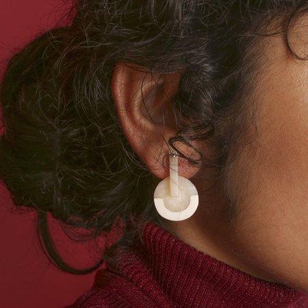 HIGHLOW JEWELRY Shape Study Earrings