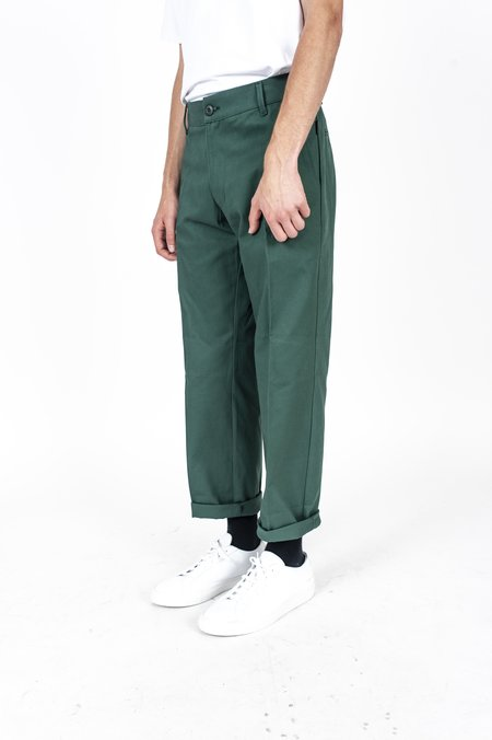 Noon Goons Club Pant - Forest
