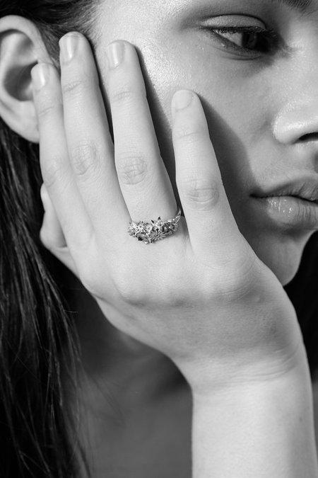 Meadowlark Overgrown Ring - Sterling Silver