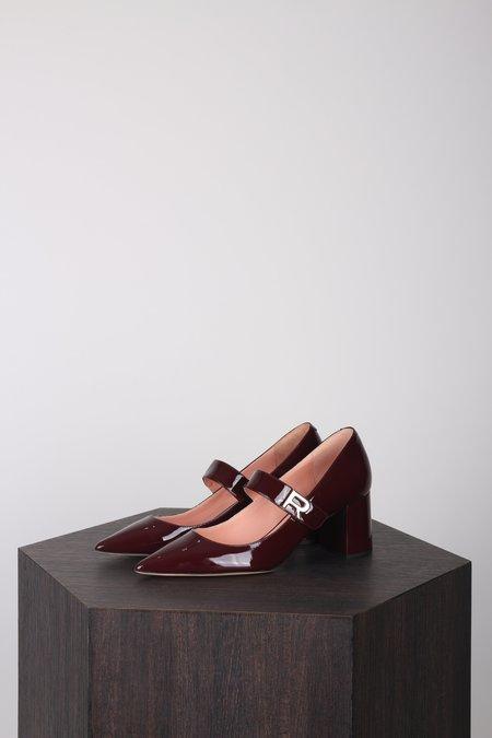 Rochas High Heels - Vino