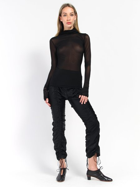 Priscavera Fitted Rouched Pant