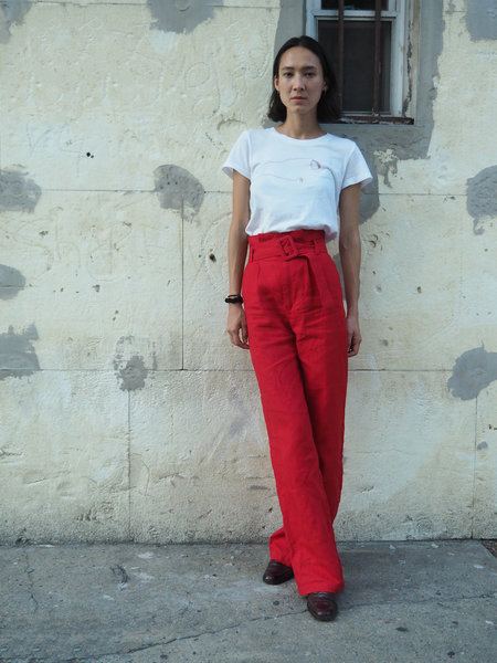 frnds of ours Alva Pants N. 23 - RED