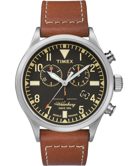 Timex Archive Waterbury Traditional Chronograph 42mm Watch