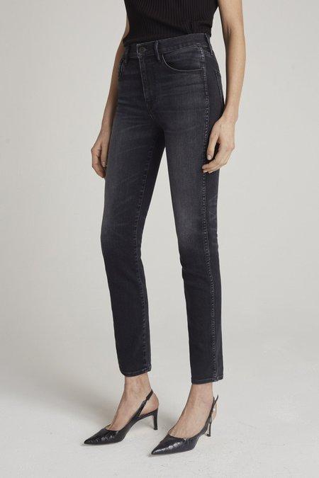 3x1 Straight Authentic Jeans - Dark Grey