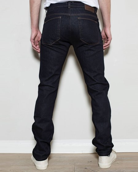 COF Studio M1 Slim Jeans - Indigo Rinsed