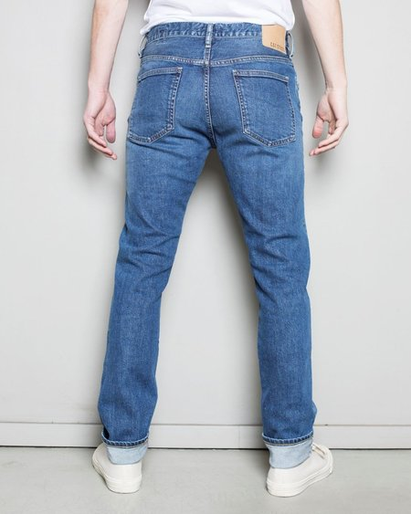 COF Studio M7 Tapered Jeans - Washed Blue