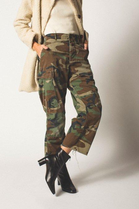 Preservation Vintage Army Cargo Pants