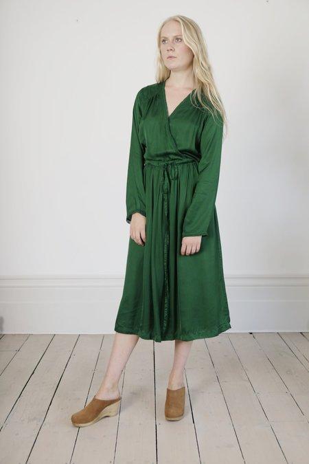 Leon and Harper Rimbaud Dress - Green