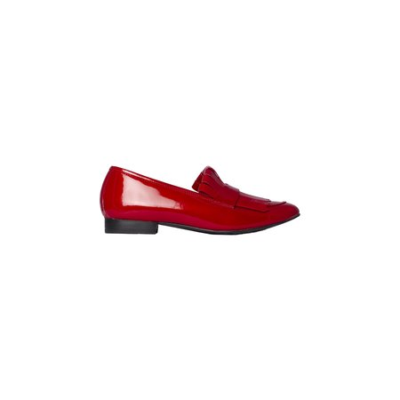 Cartel Footwear Valentina - Red