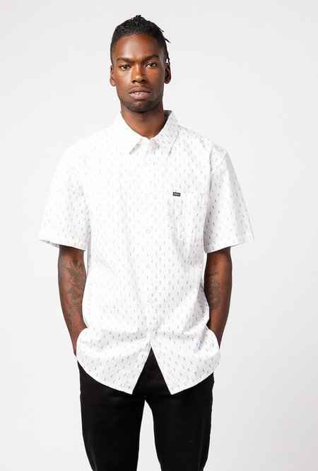 Obey Screw SHORT SLEEVE Shirt - WHITE
