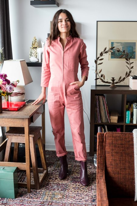 Dagg & Stacey Finch Boiler Suit - Pink