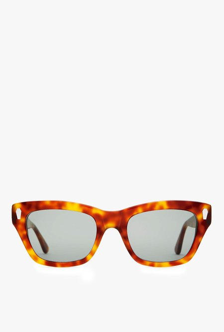 UNISEX Crap Eyewear The Cosmic Highway Sunglasses - Tortoise