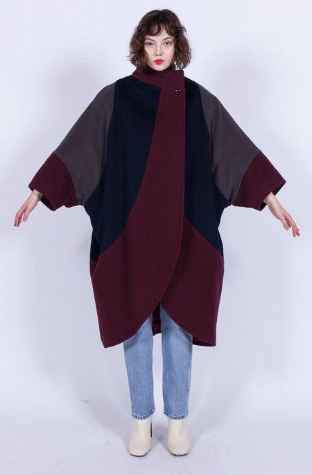 Yo Vintage! Wool Trio Coat