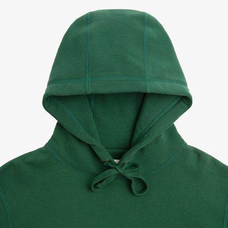 Aimé Leon Dore Logo Hoodie - Green
